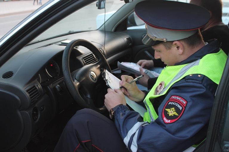В Тверской области водителей проверяют на трезвость