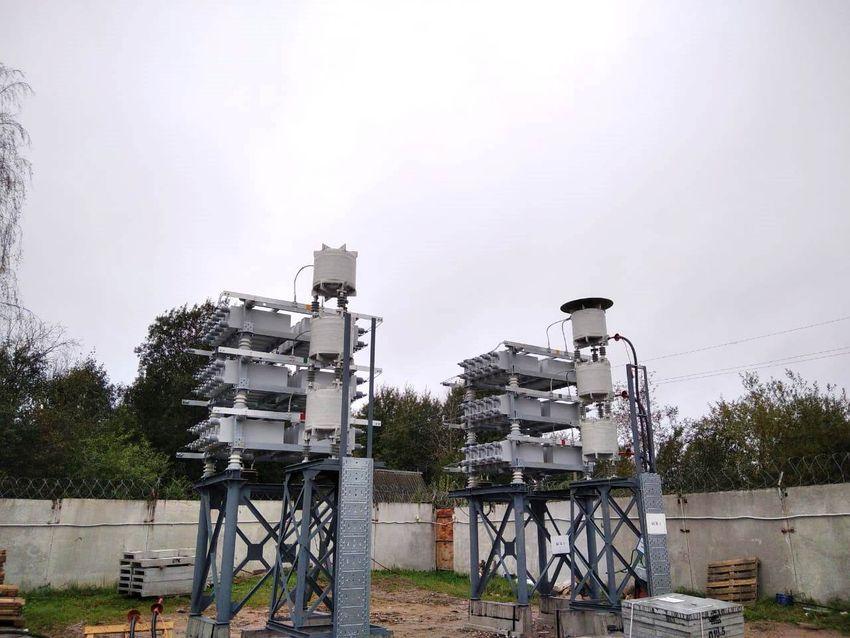 Тверские энергетики завершают реконструкцию оборудования питающего центра 110/35/10кВ «Осташков»