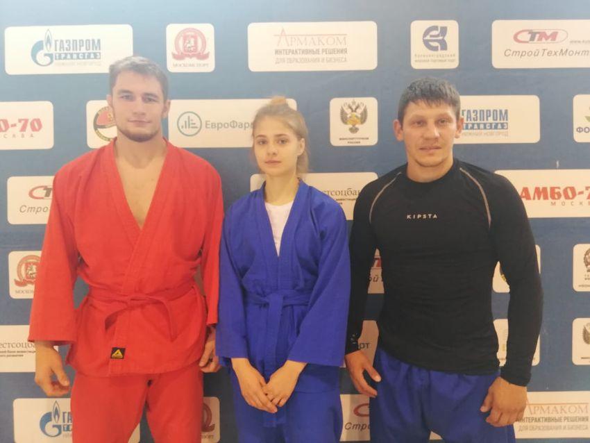 Универсальные бойцы из Тверской области отличились на Кубке России