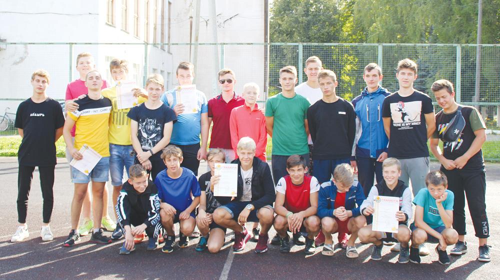 Турнир «Футбольный двор» прошел в районе Тверской области