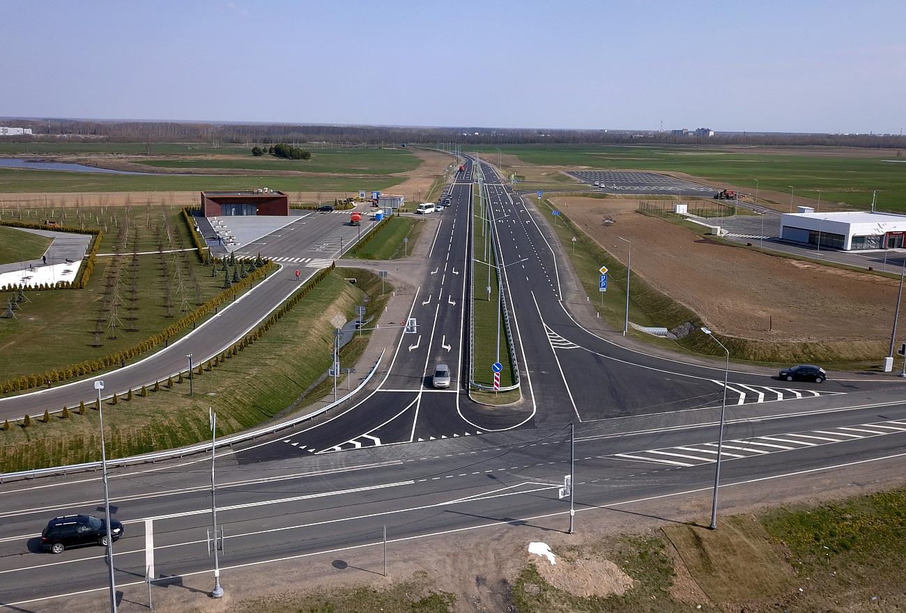 За четыре года в Тверской области отремонтировано 584 километра региональных дорог, ведущих к туробъектам
