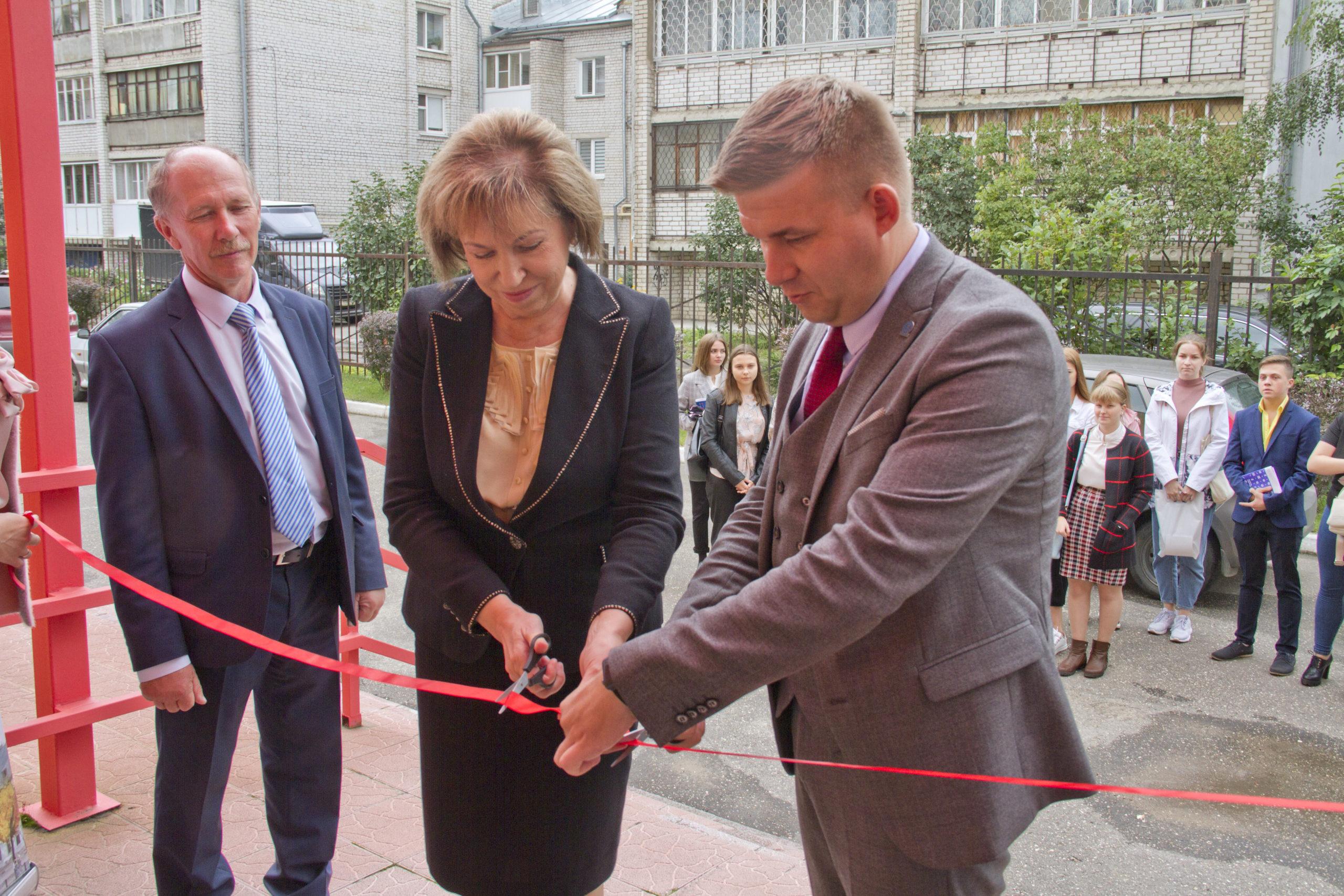 Студенческий туристско-информационный центр открылся в Твери
