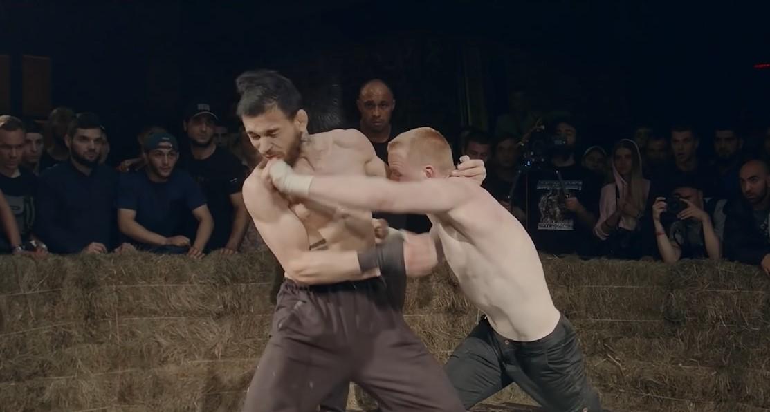 Город Ржев, я люблю тебя: тверской боец победили в боях на голых кулаках