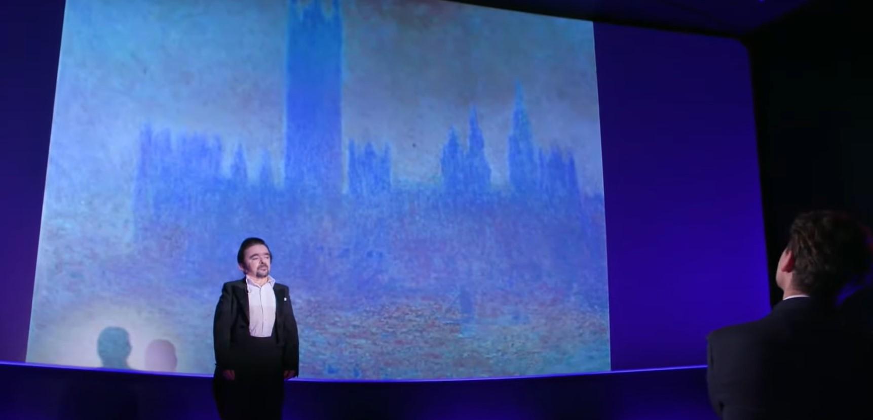 Экспонат Тверской картинной галереи принял участие в Московской выставке