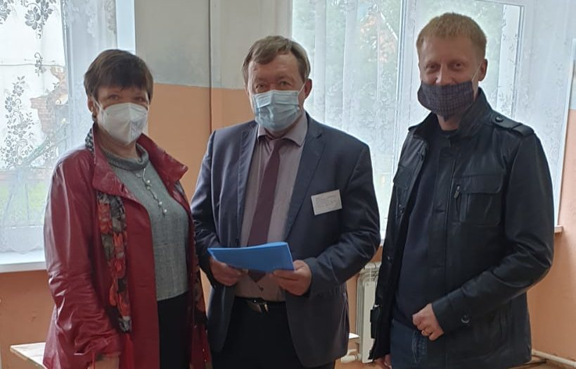 Общественная палата: голосование в Тверской области проходит без нарушений
