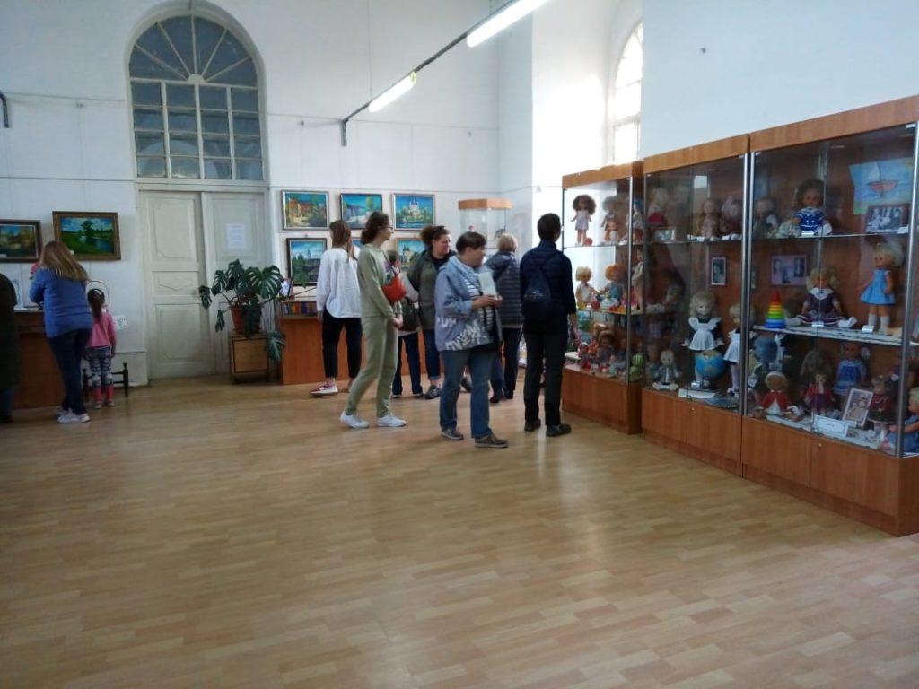 Торопецкий краеведческий музей принимал гостей