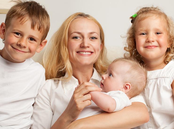 Многодетным семьям Тверской области предлагают поучаствовать в фестивале «День матери»