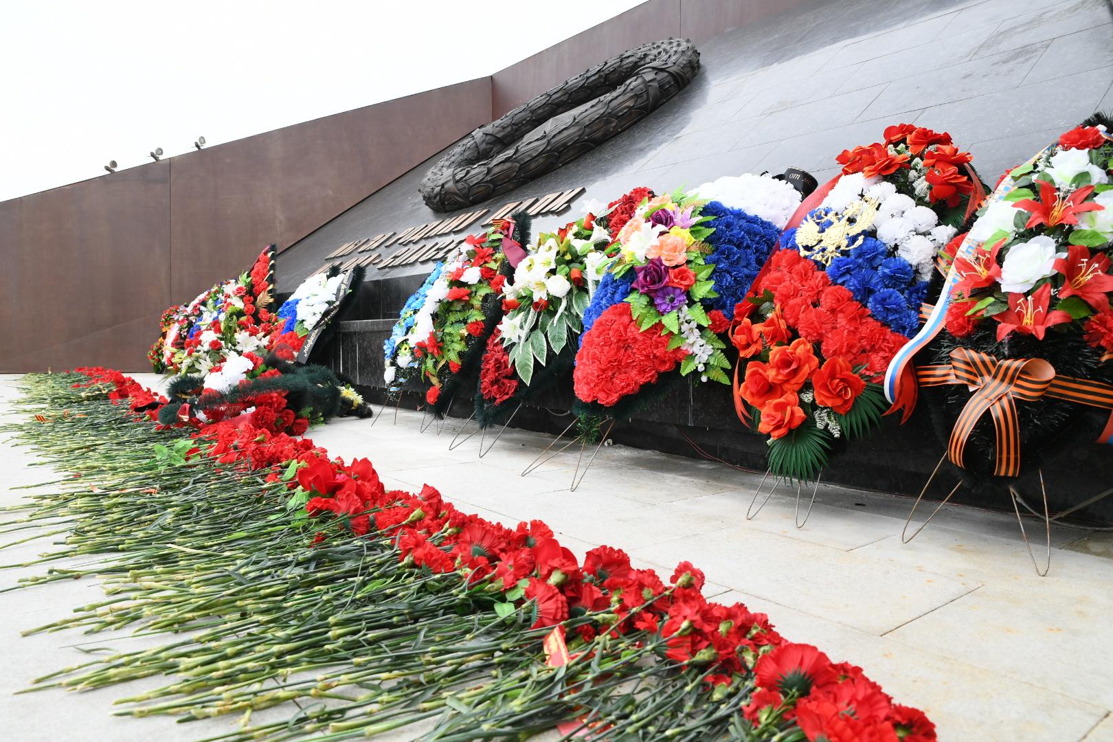 Почетные гости закрытия экспедиции «Ржев. Калининский фронт» посетили Ржевский филиал Музея Победы