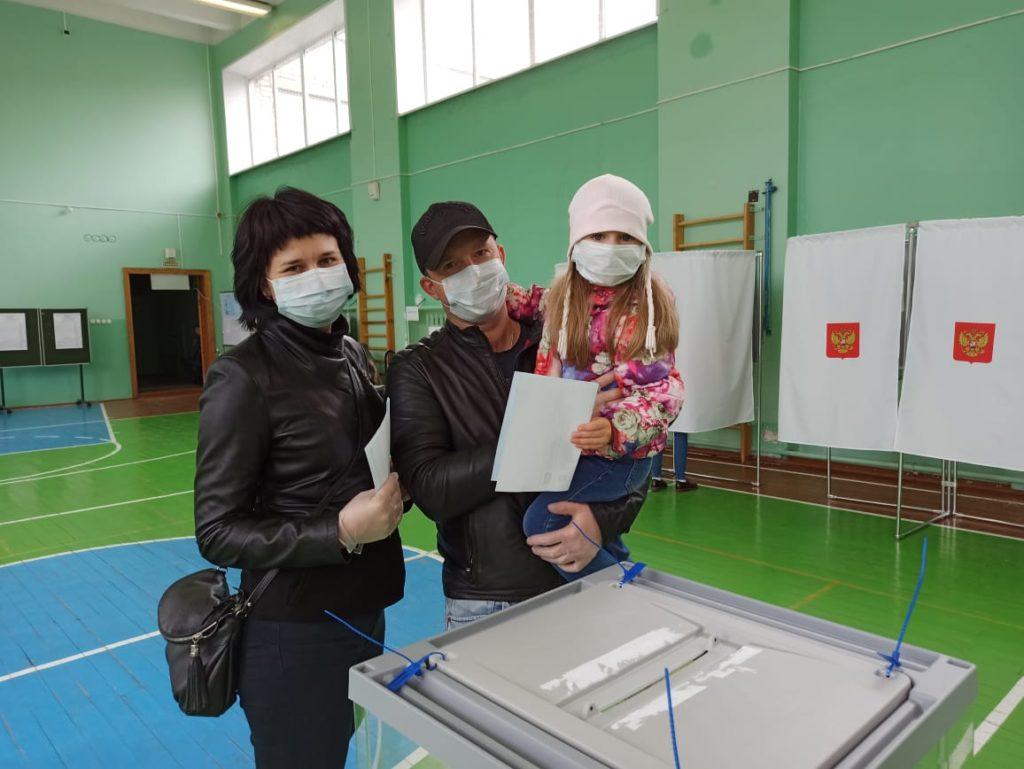 Явка на выборах в Тверской области составила 26,42%