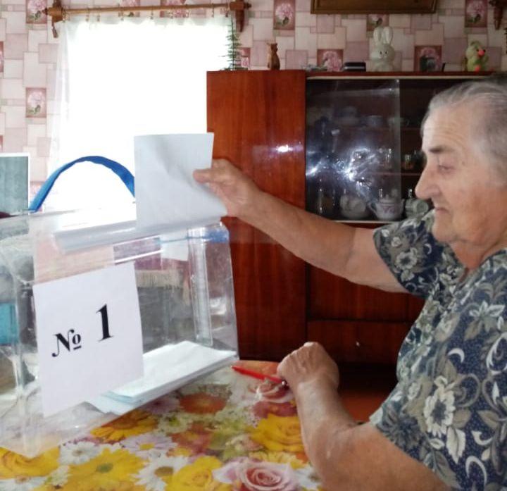 Единый день голосования: за два часа до закрытия участков в Тверской области проголосовали почти 25% избирателей