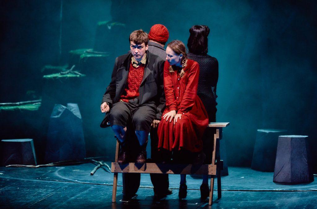 Тверской театр юного зрителя приглашает на премьеру страшных сказок