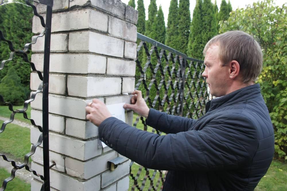 В Затверечье с октября начнут сносить самовольные постройки