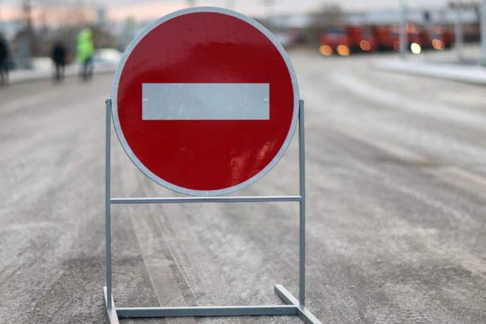 Движение транспорта ограничат в городе Тверской области