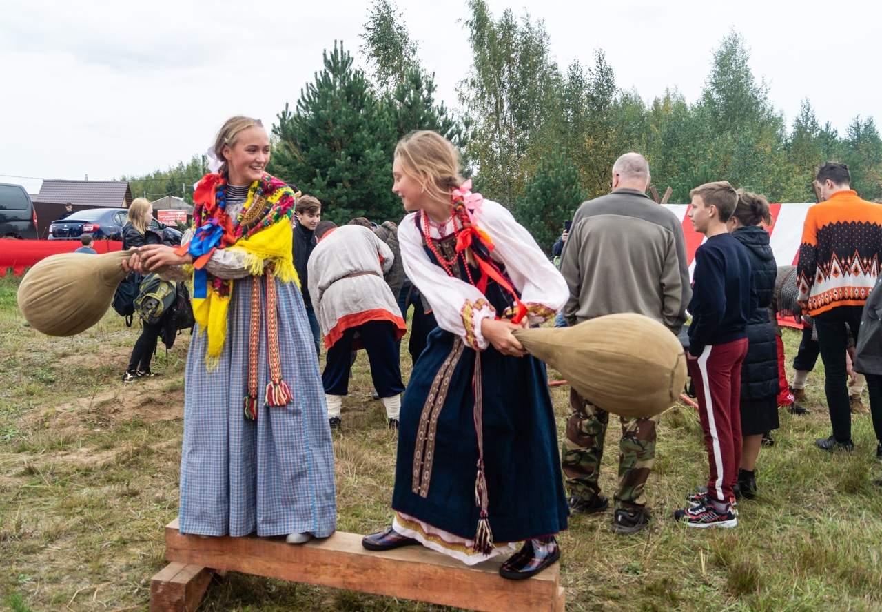 Народные забавы, бои мешками и мастер-классы: что приготовил для гостей фестиваль «Новолетие в Пречистом бору»