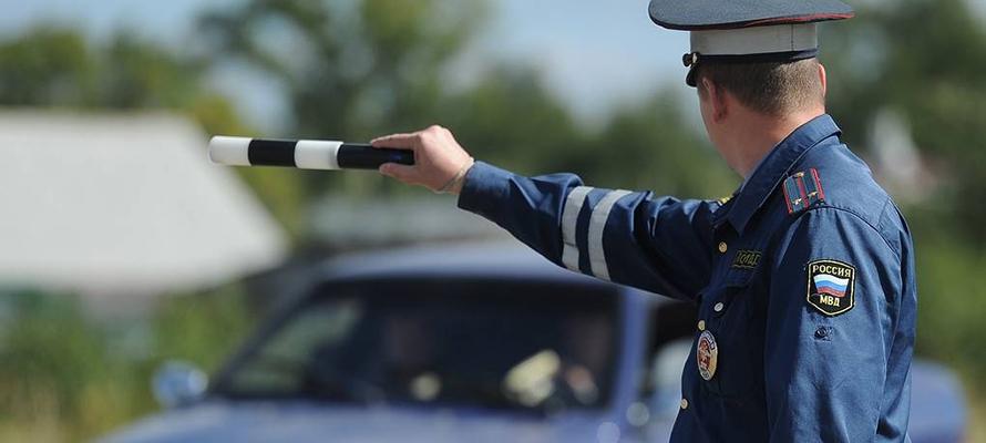 «Контроль трезвости» в Тверской области не прошли 60 автолюбителей