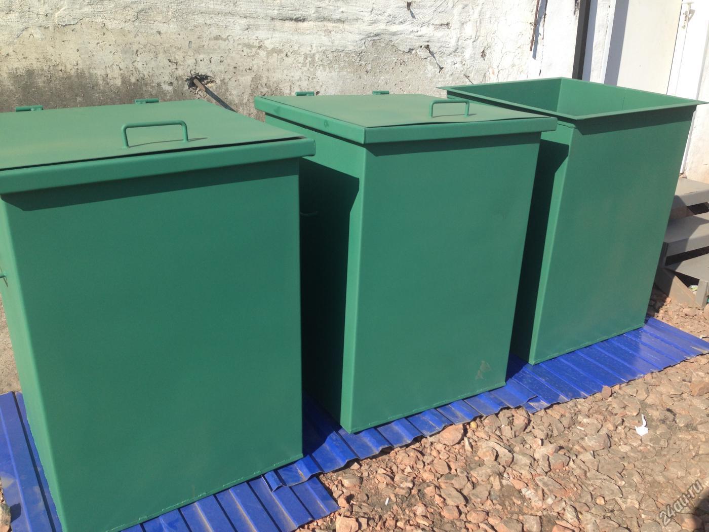 В Ржевском районе будут установлены контейнеры для сбора ТБО