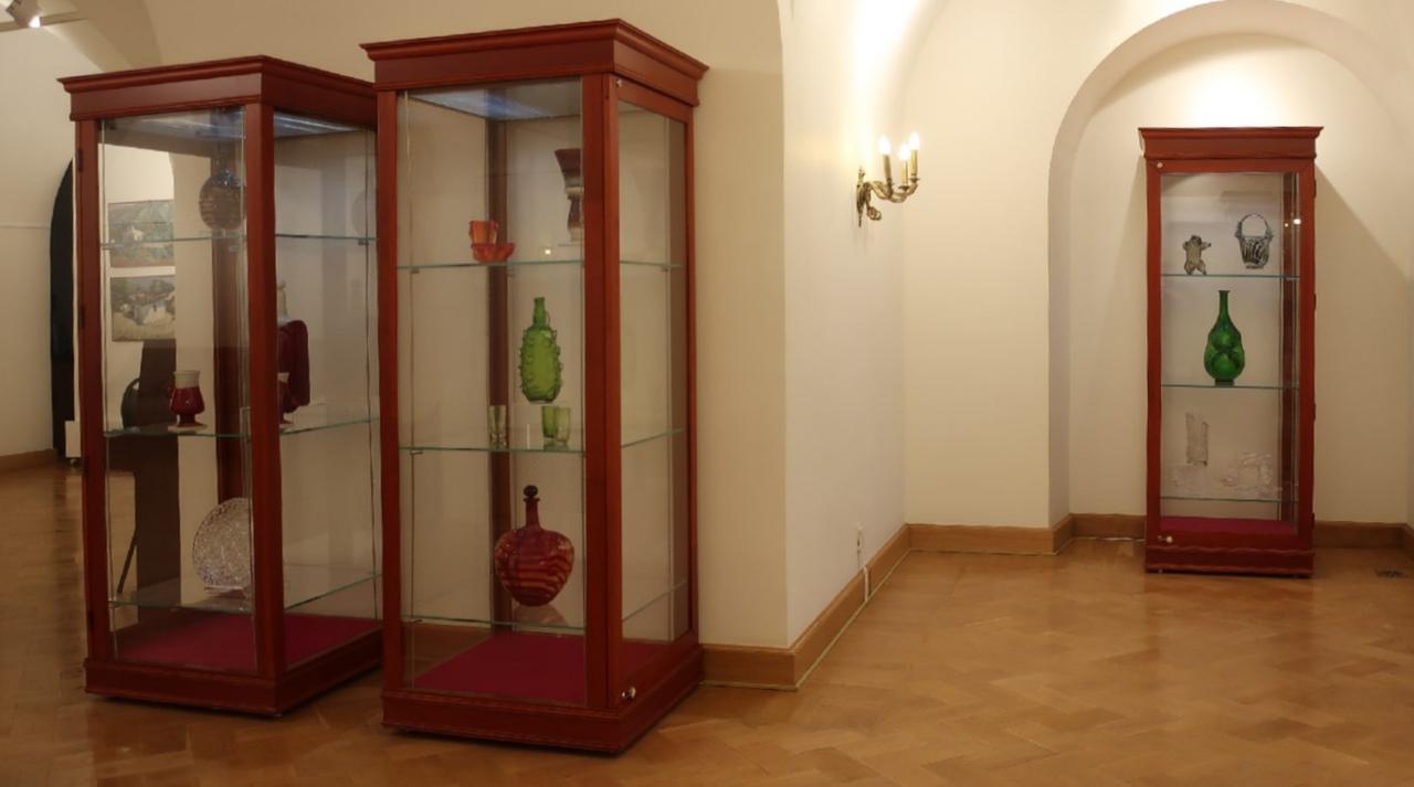 В Тверском императорском дворце открылась выставка «Гимн таланту»