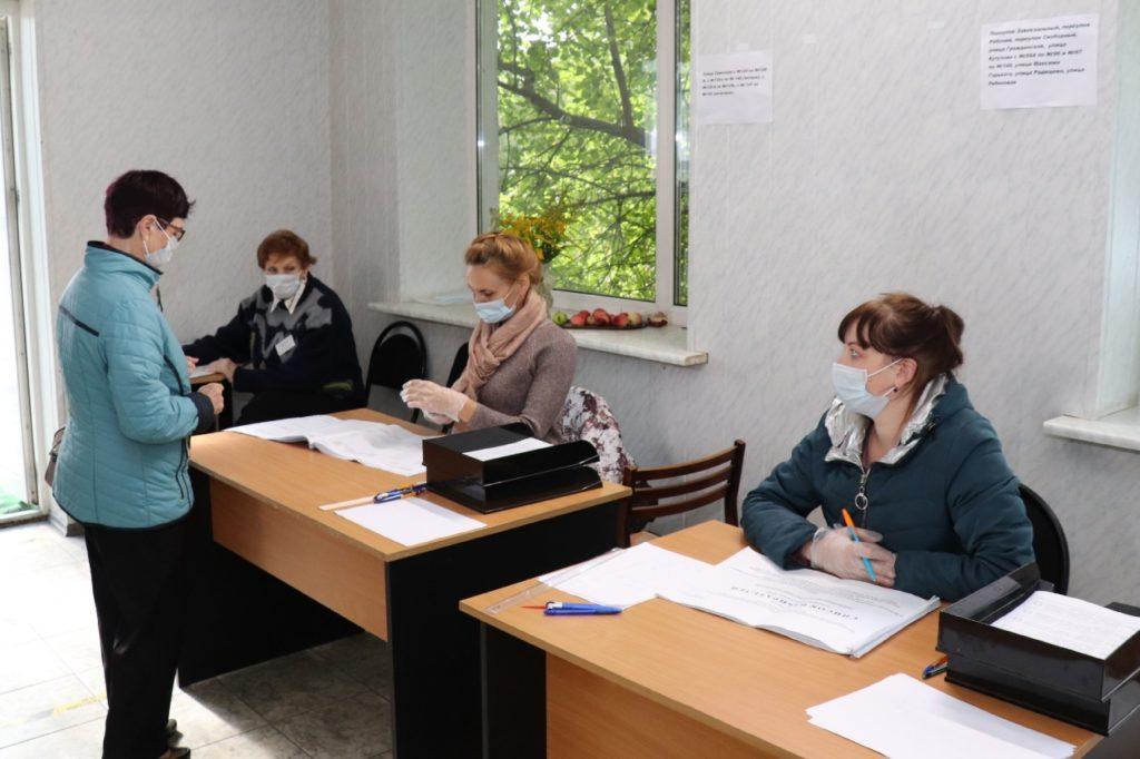 Более 600 общественных наблюдателей работают в Тверской области в Единый день голосования