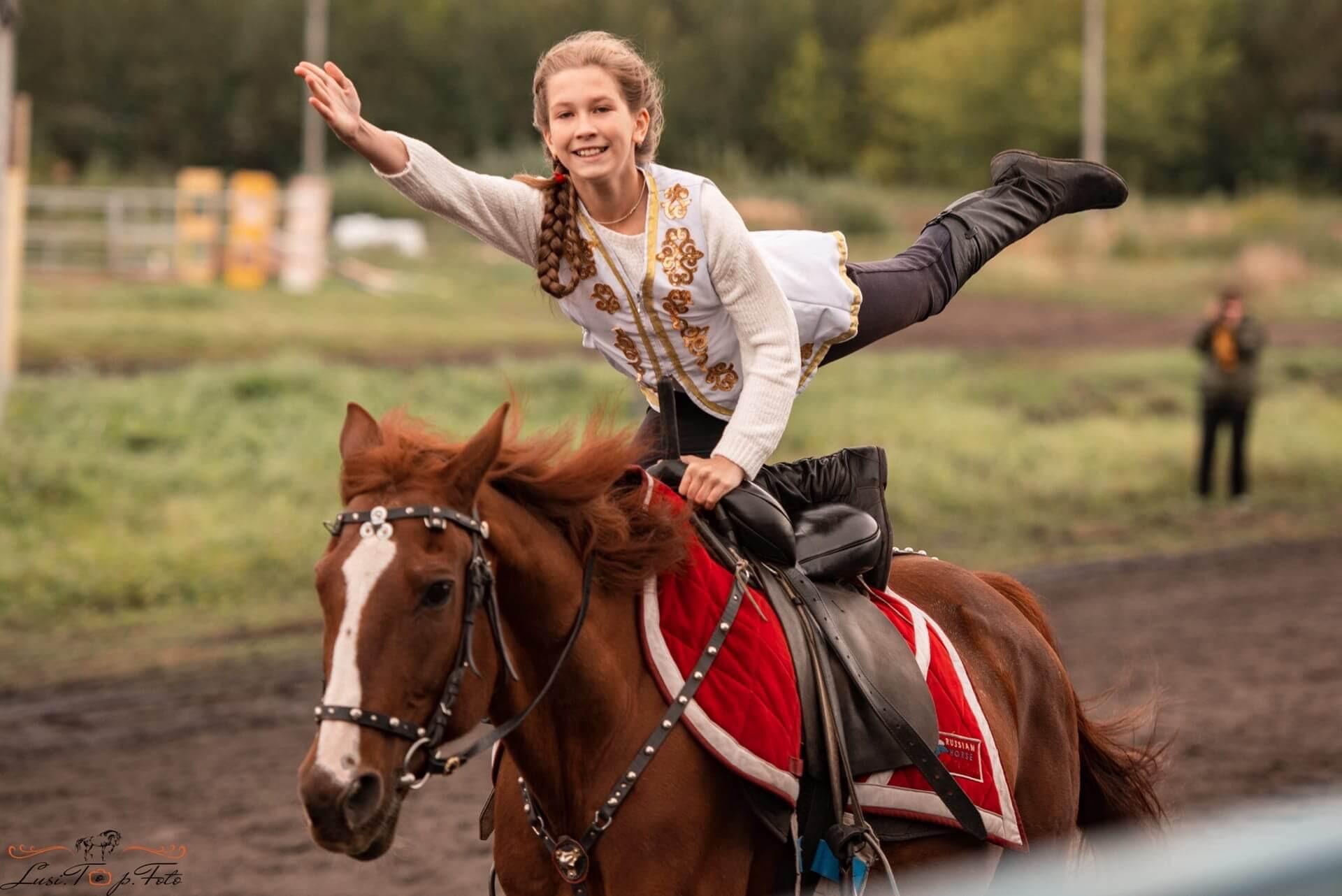 В Твери пройдут соревнования по конно-спортивной джигитовке