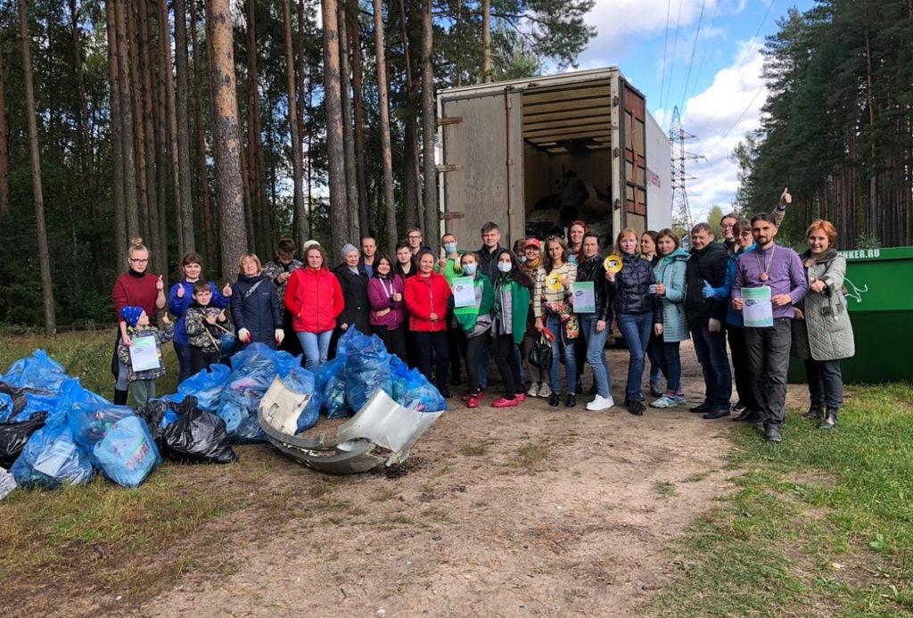 Около 14 тысяч жителей Тверской области вышли на массовые субботники