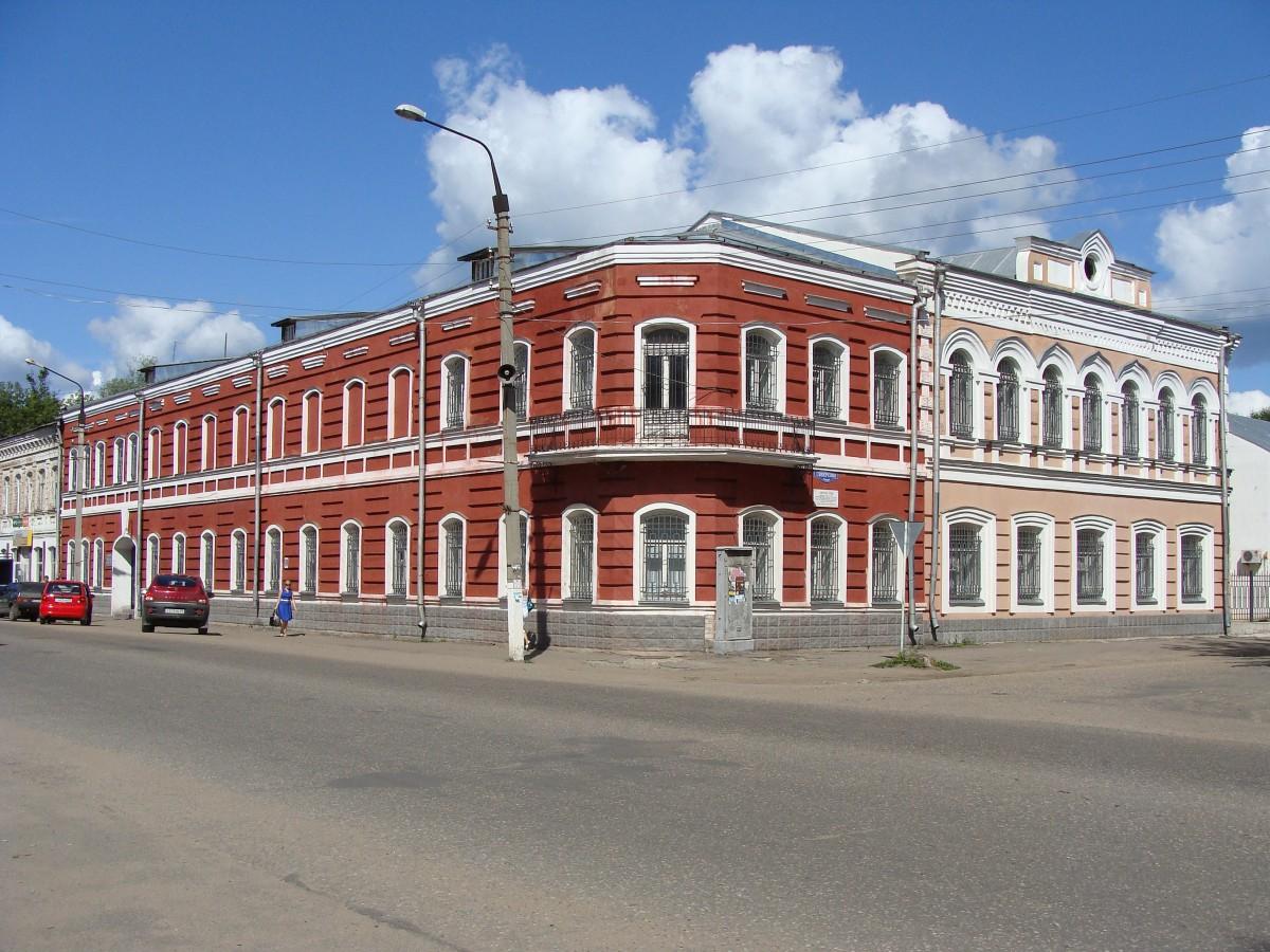 В Тверской области открылась выставка о солдате