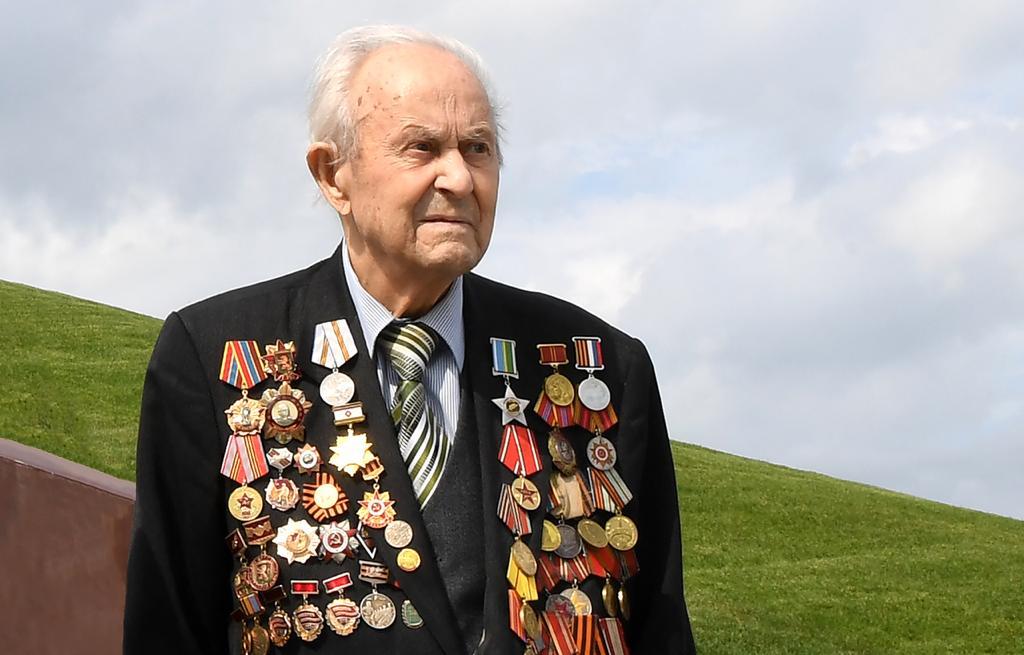 Ушёл из жизни участник Великой Отечественной войны, житель Ржева Евгений Степанович Книга