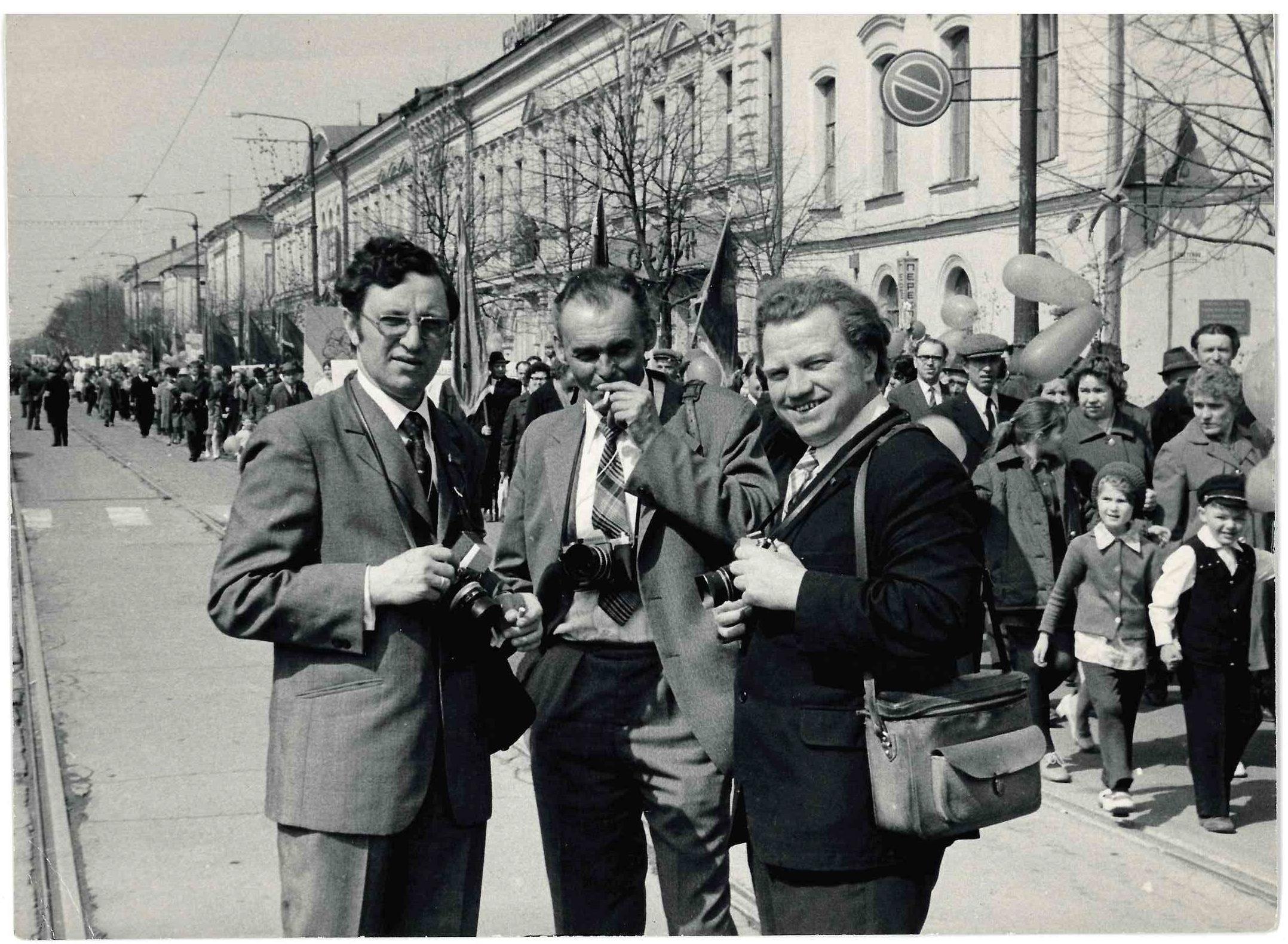 Ушёл из жизни член Союза журналистов СССР и РФ Алексей Комаров