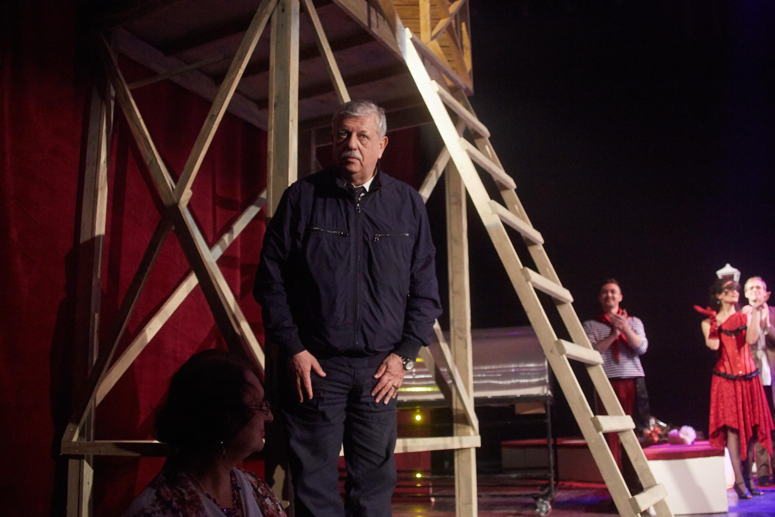 В память о Михаиле Борисове в Тверском драмтеатре сыграют «Свадьбу Кречинского»