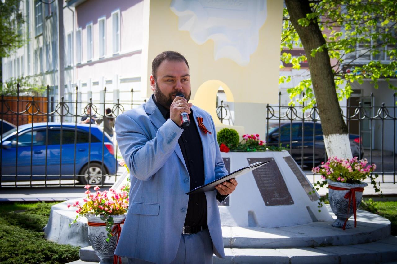 Александр Рамзин: в Тверскую область приезжает учиться творческая молодёжь из всех регионов России