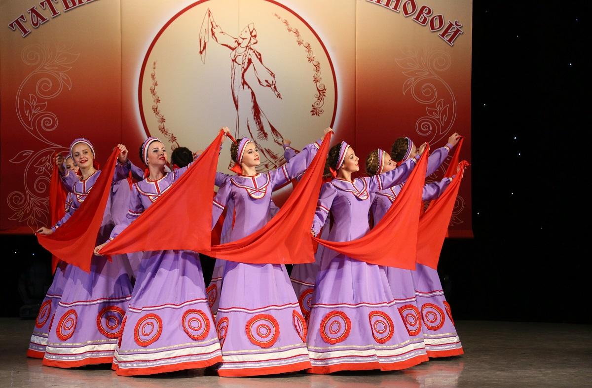 Лучших исполнителей русского народного танца выберут в Твери