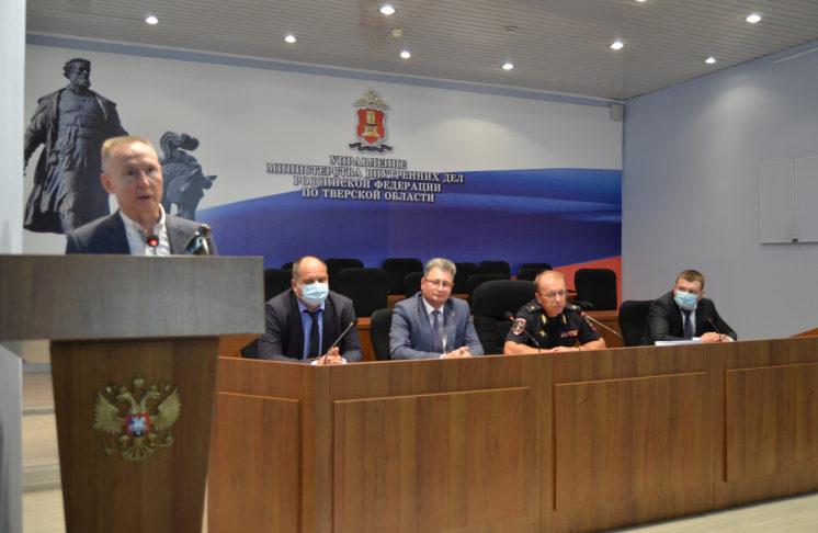 Сотрудники уголовного розыска Тверской области отметили профессиональный праздник