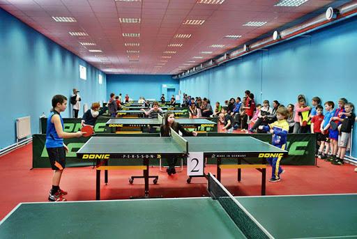 В Твери пройдут Региональные соревнования по настольному теннису