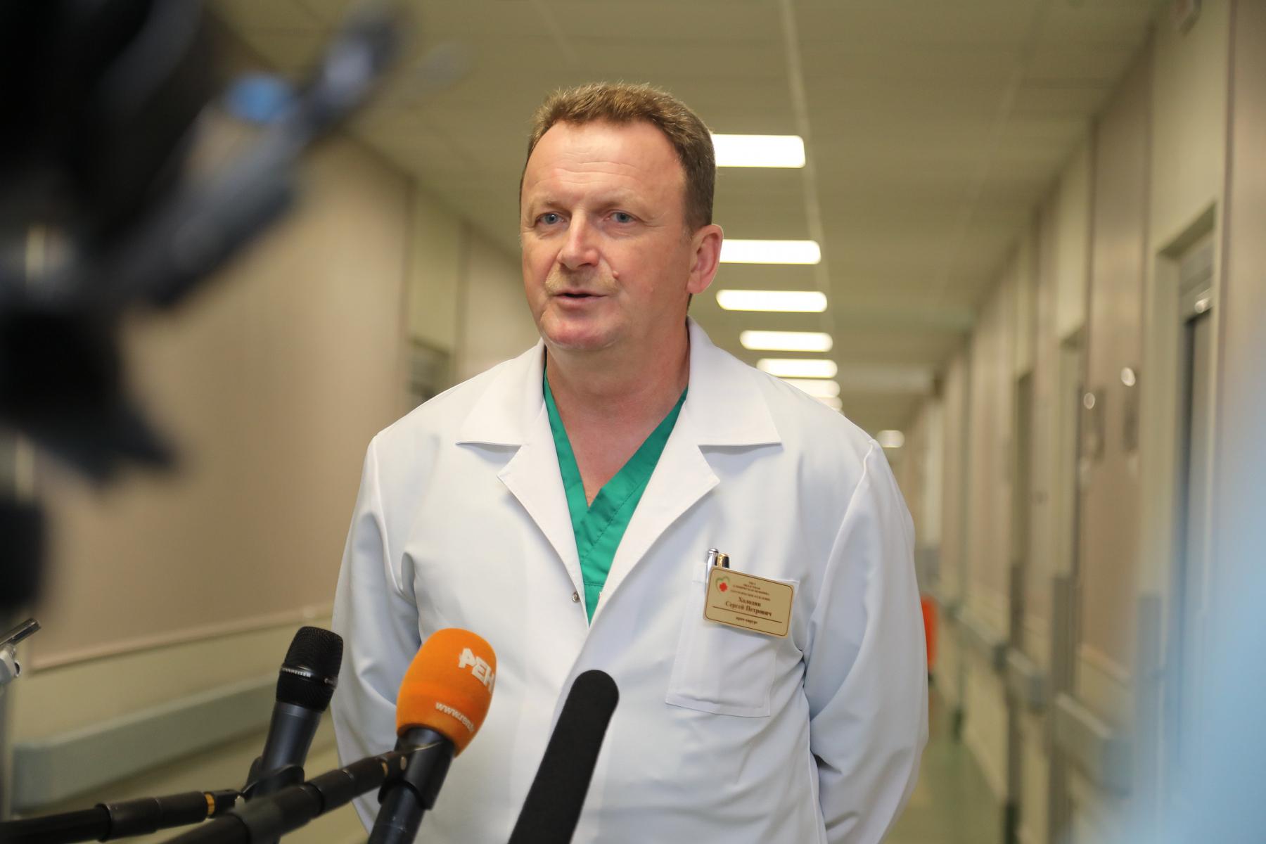 Сергей Холодин: Маска защищает и вас, и других людей