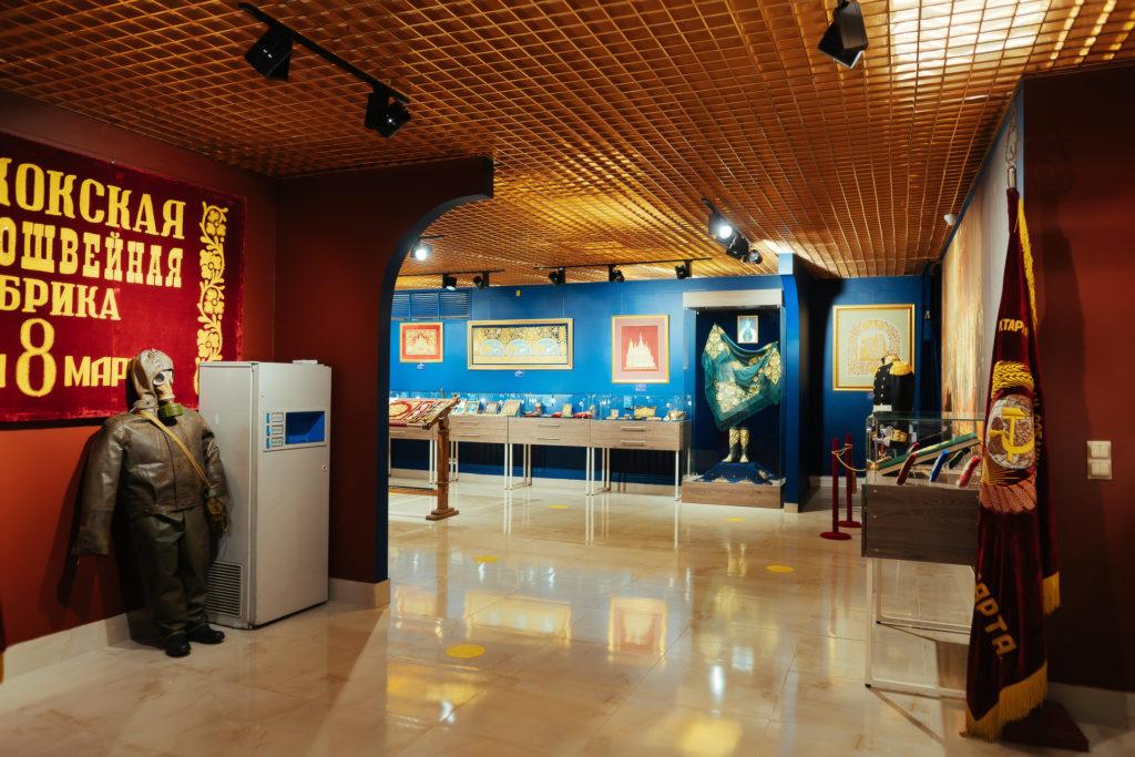 """Шитьё «в прикреп»: участники экспедиции """"Я люблю Верхневолжье"""" посетили музей золотошвей"""
