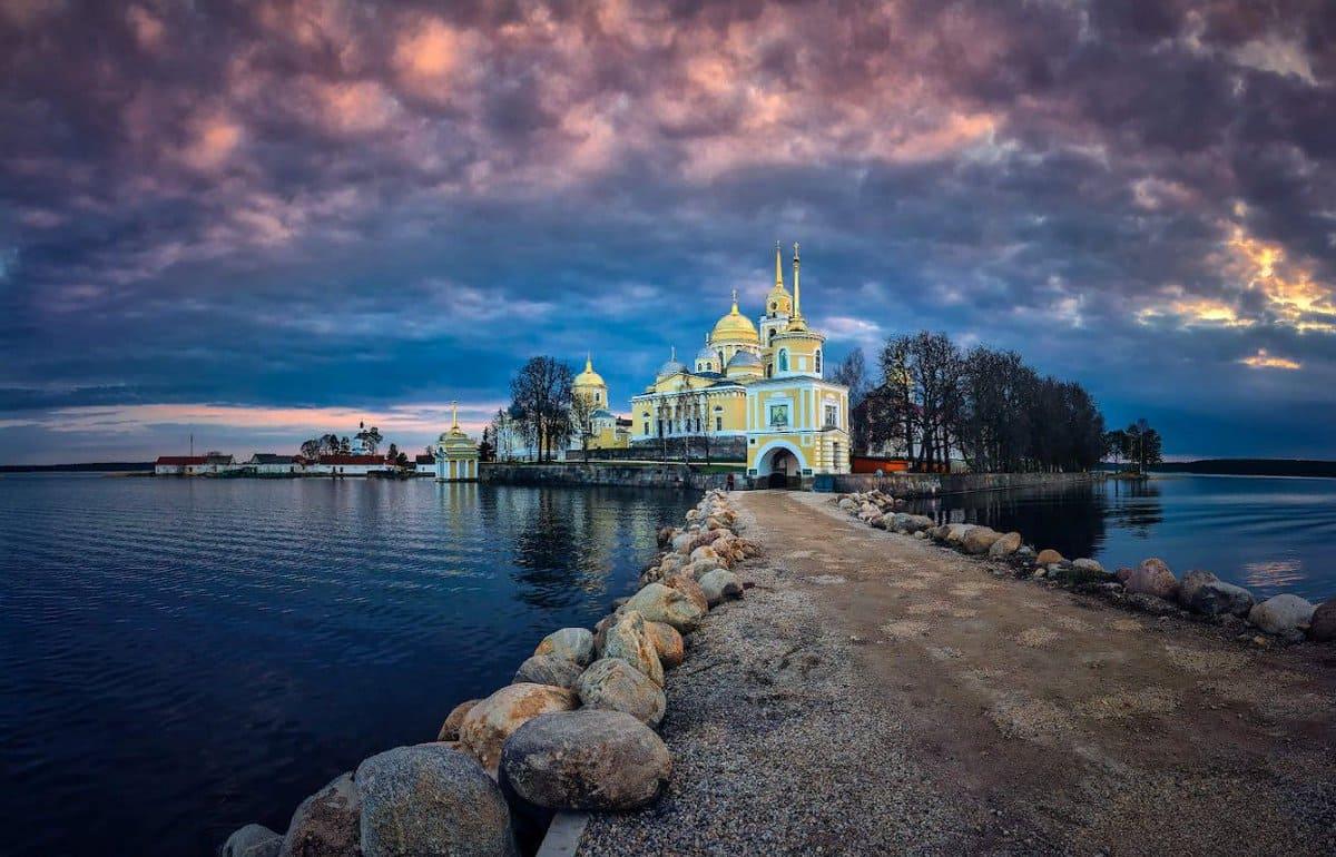 Осташков стал одним из самых популярных туристических направлений в новогодние праздники
