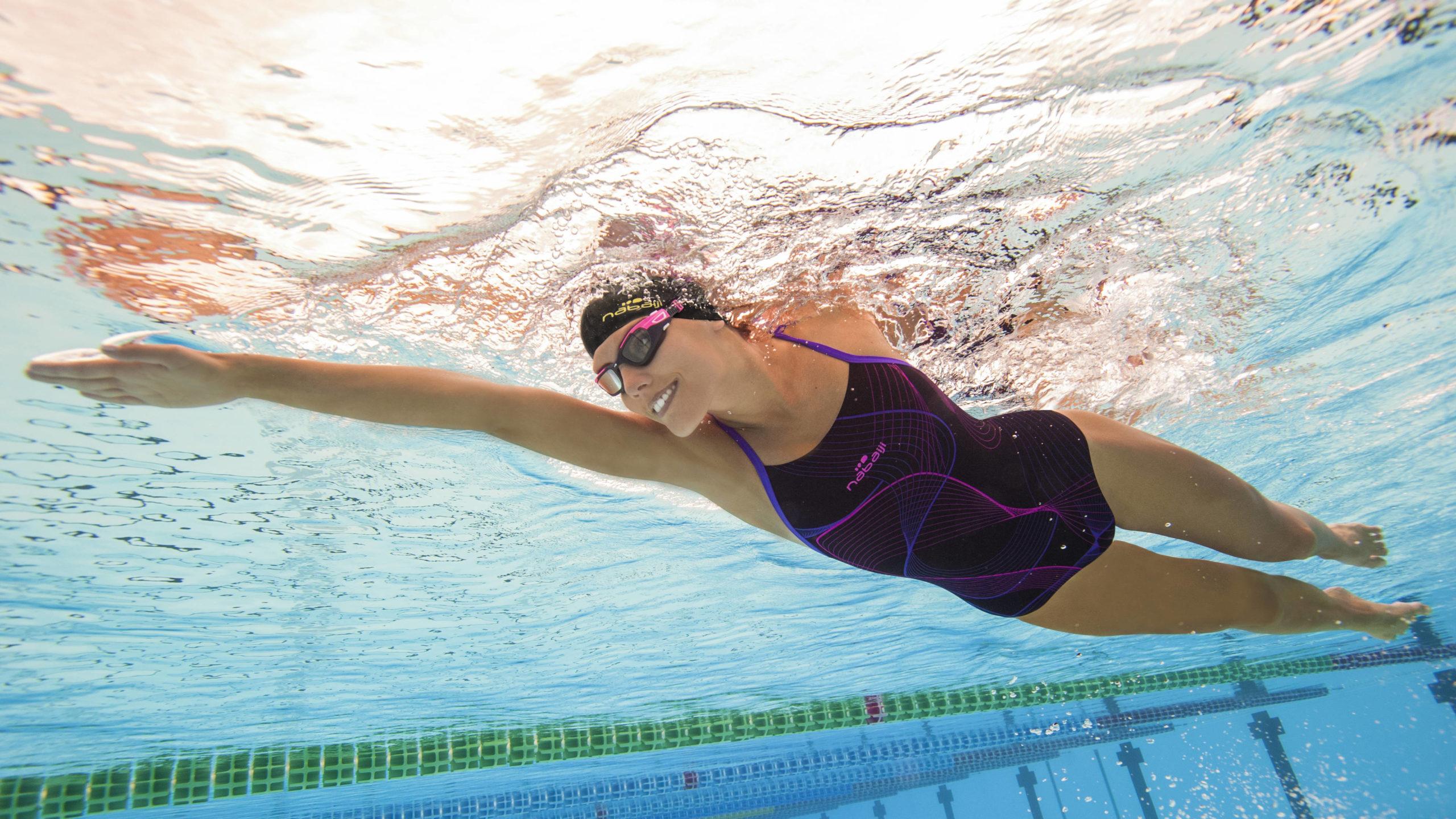 Спортсмены из Нелидово приняли участие в соревнованиях по плаванью