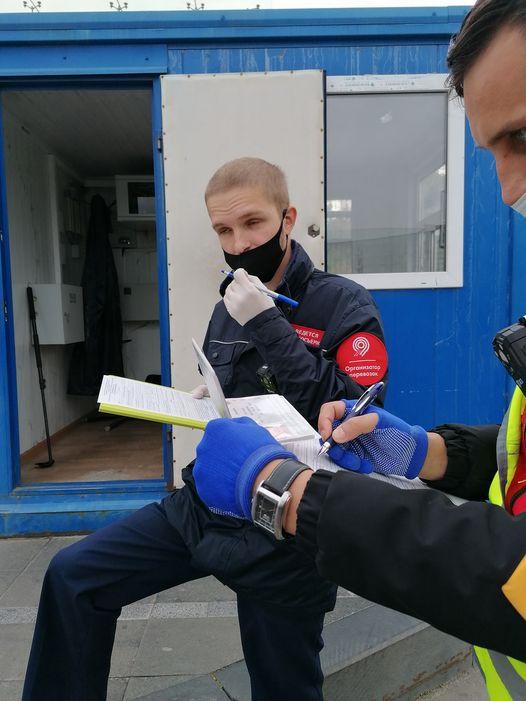 Жительницу Тверской области оштрафовали на выходе из автобуса в Москве за отсутствие маски