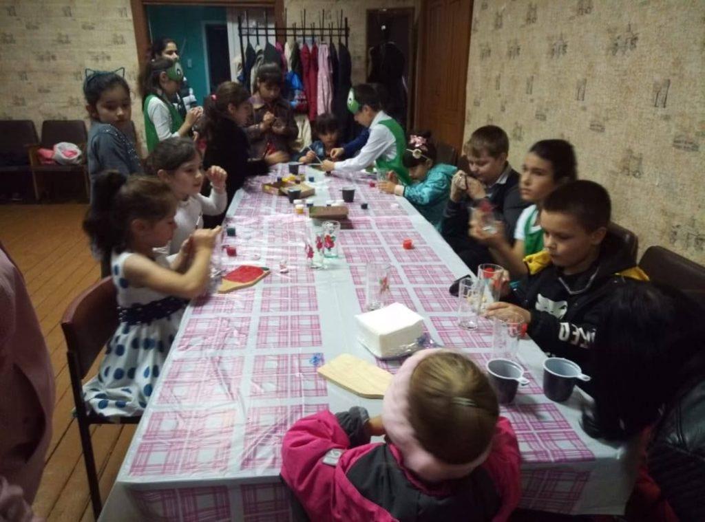 Под Тверью прошел фестиваль клюквы