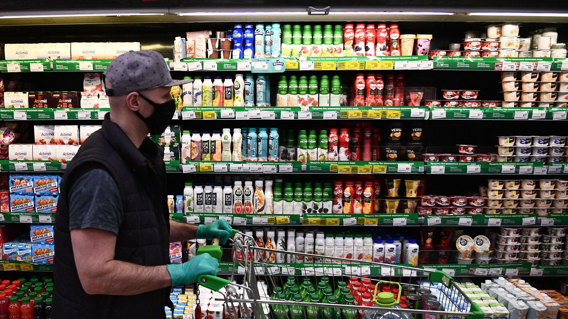 Посетителей без масок могут оштрафовать и не пустить в магазин