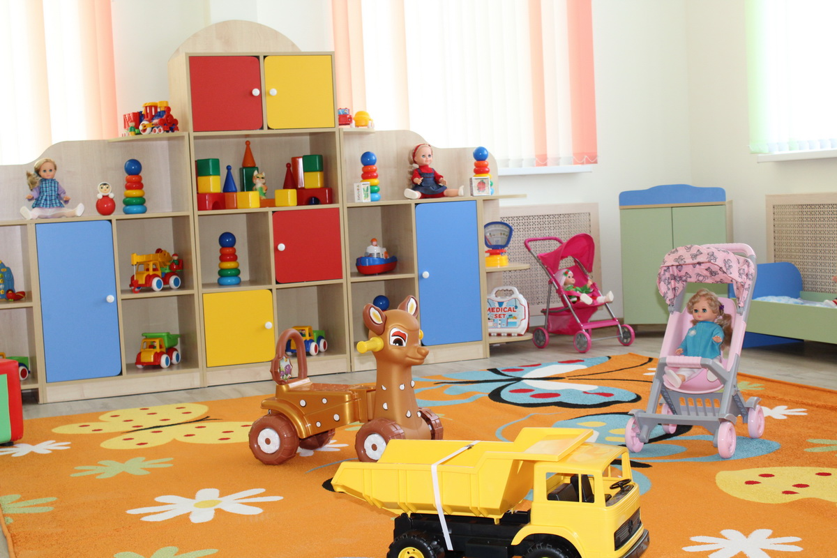 Названы районы Тверской области, в которых станет больше детских садов