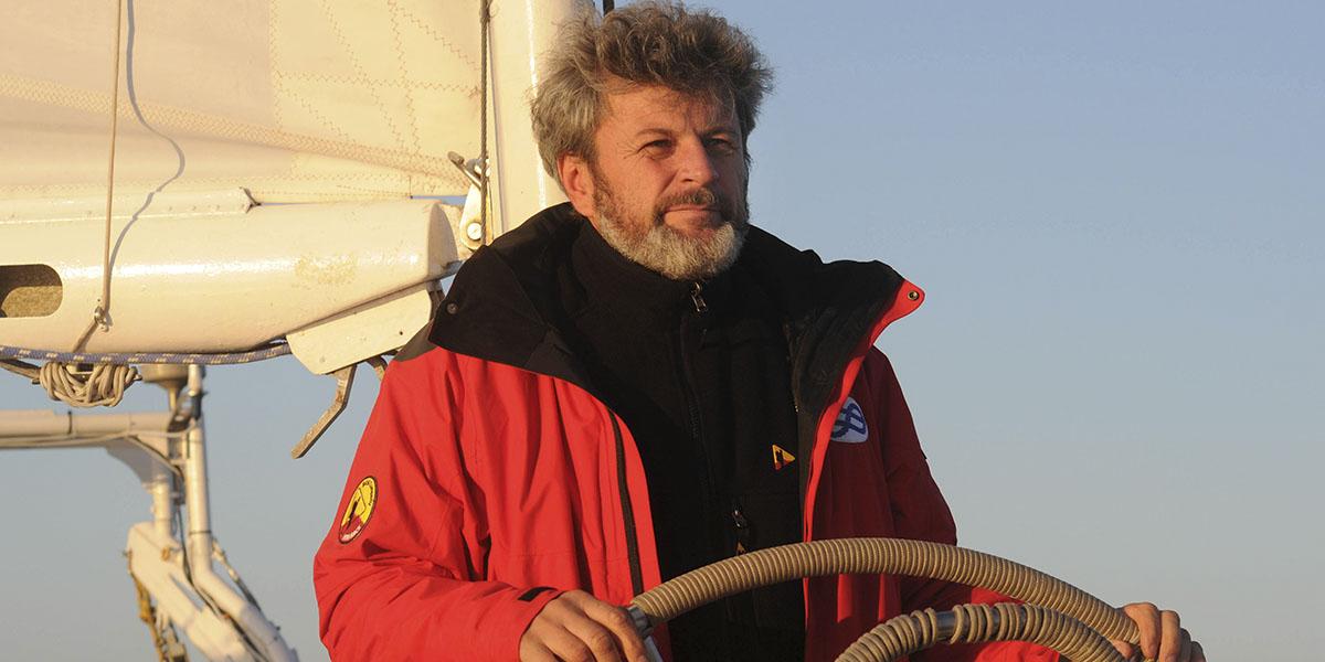 В Тверь приедет знаменитый капитан легендарной яхты «Апостол Андрей»