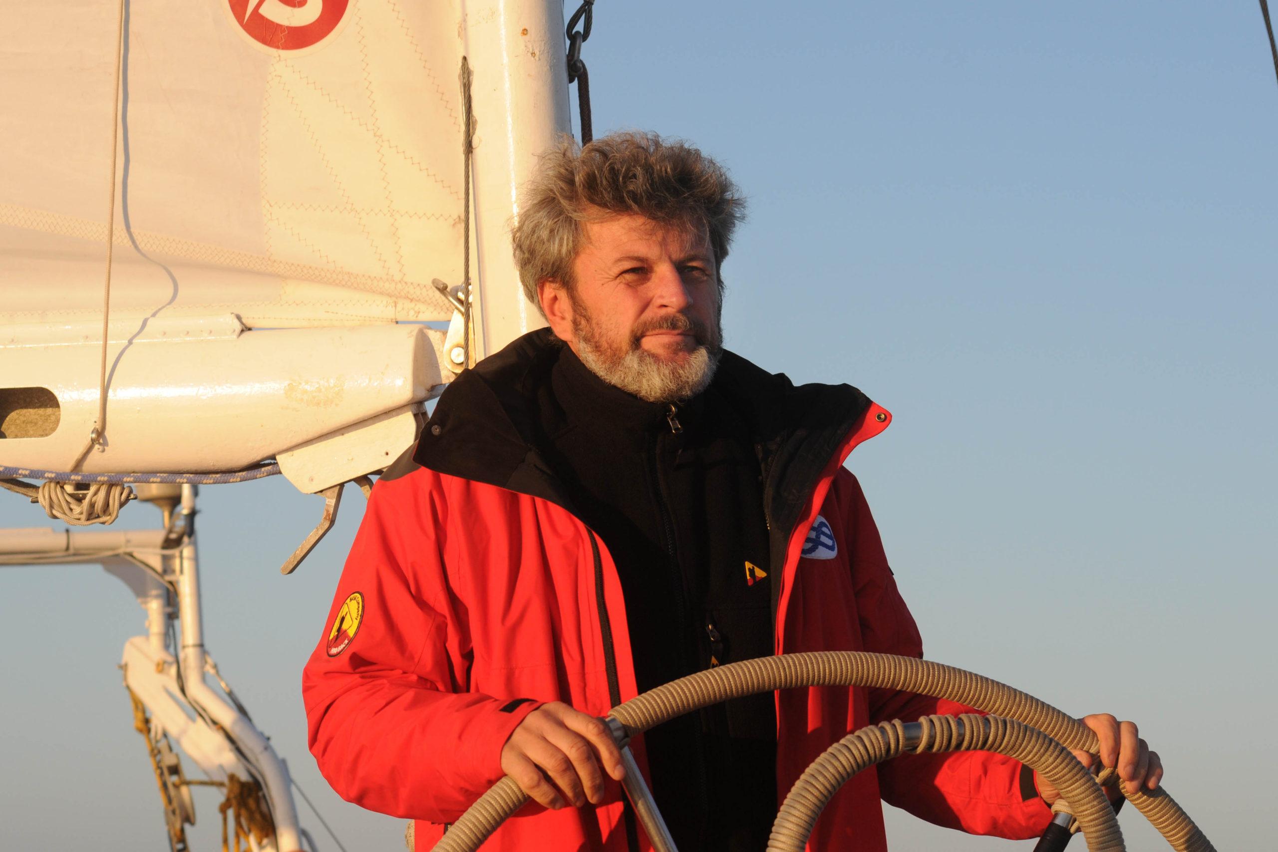 Яхтсмен Николаем Литау проведет встречу на форуме «Тверской переплет»