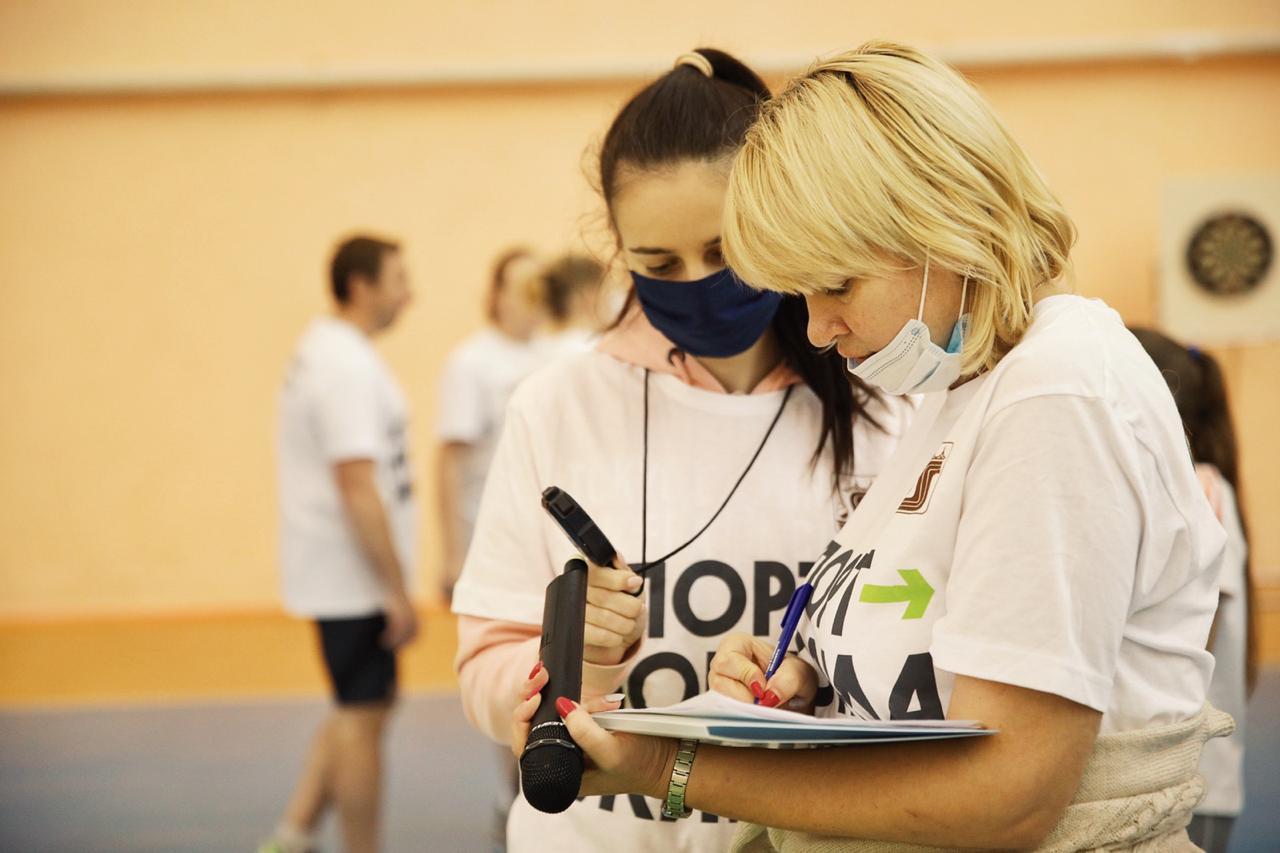 В Тверской области выбраны самые спортивные семьи
