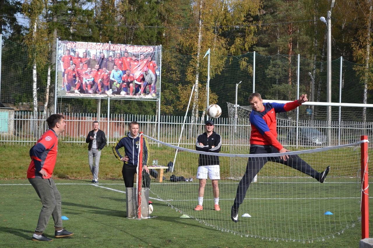 В Тверской области разыграли суперкубок по теннисболу