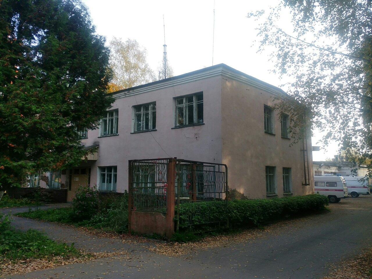 В Ржеве начался ремонт в здании станции скорой помощи