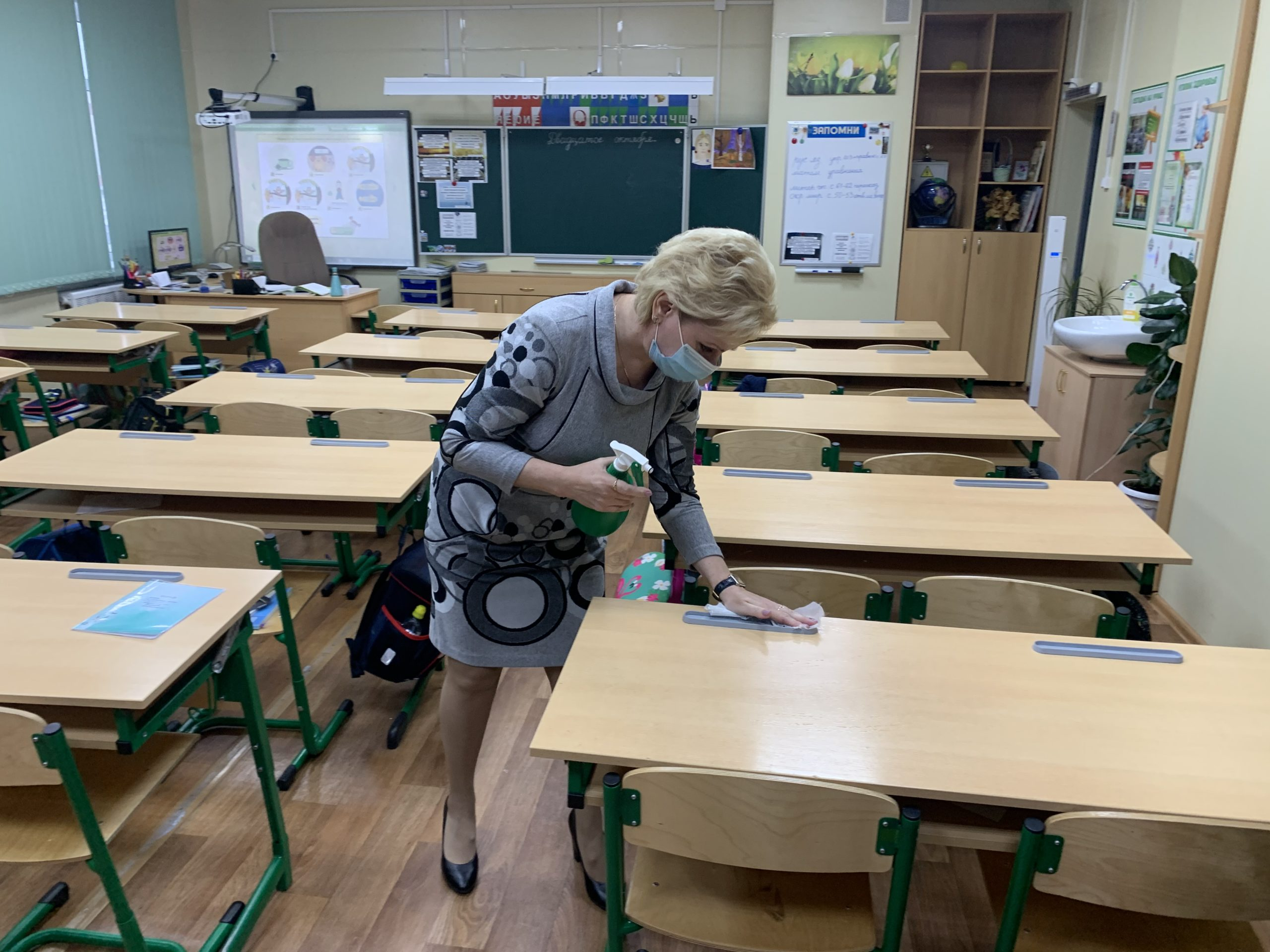 Школы и детские сады Тверской области соблюдают эпидемиологические требования