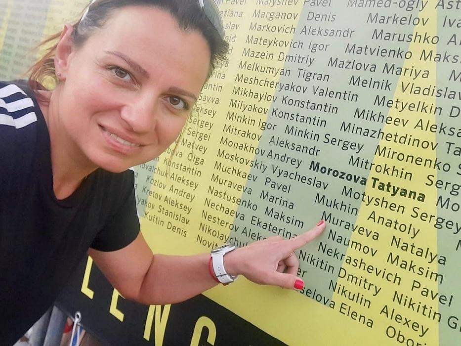 Проплыть, проехать, пробежать: жительница Тверской области преодолела «олимпийку»