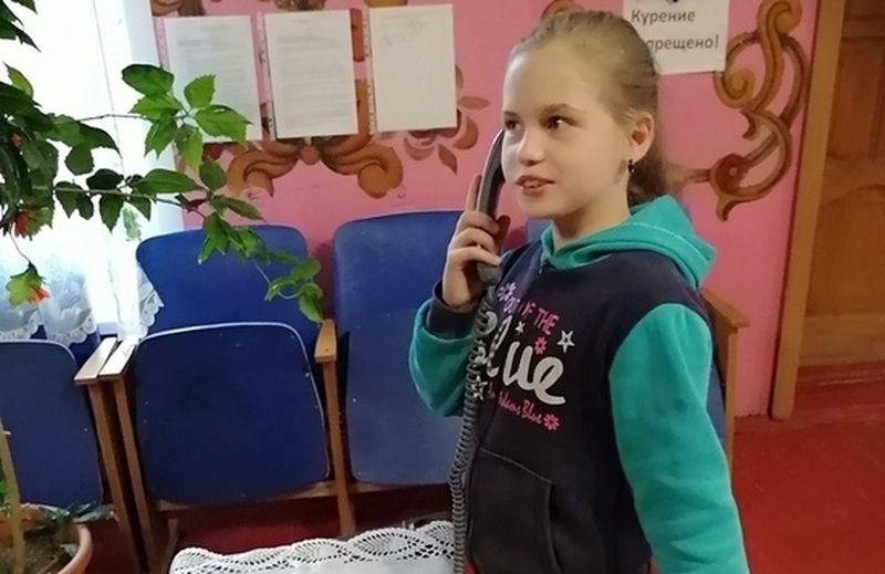 Оленинской детворе рассказали о пожарной безопасности