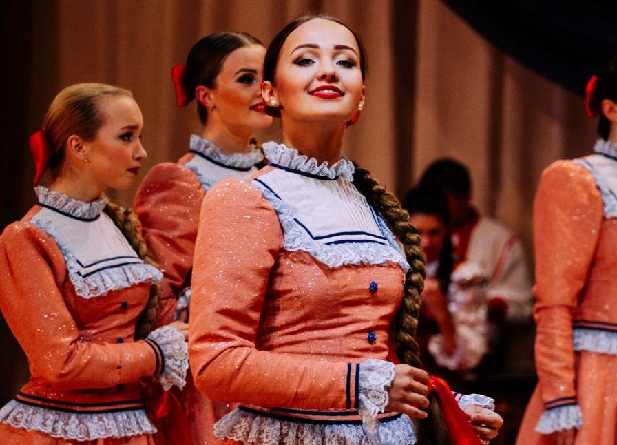 В Твери пройдет областной конкурс русского народного танца