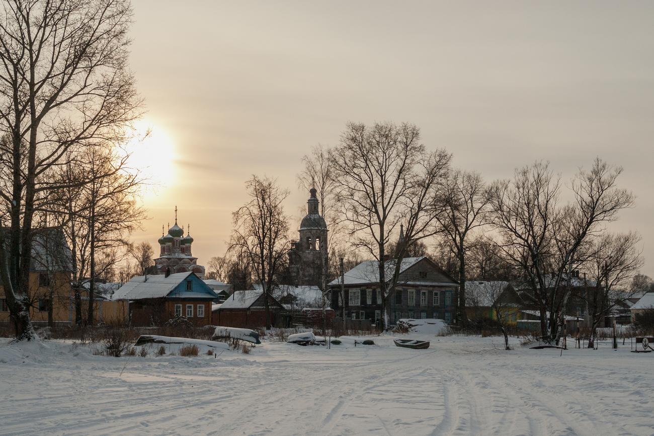Осташков вошел в десятку городов, где россияне отметят Новый год 2021